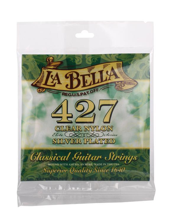 La Bella 427 Pacesetter Elite Classical Guitar Strings image 1