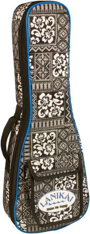 Lanikai Concert Ukulele Gig Bag - Tribal Pattern image 1