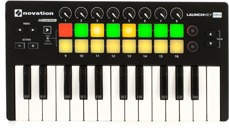 Novation Launchkey Mini Keyboard Controller image 1