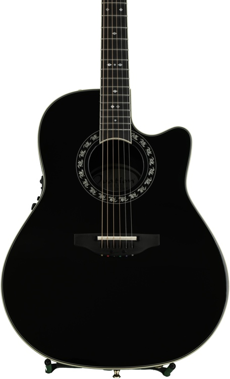 Ovation Legend 2077AX-5 - Black image 1