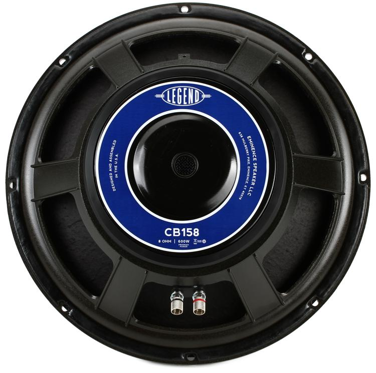 Eminence Legend CB158 Legend Series 15