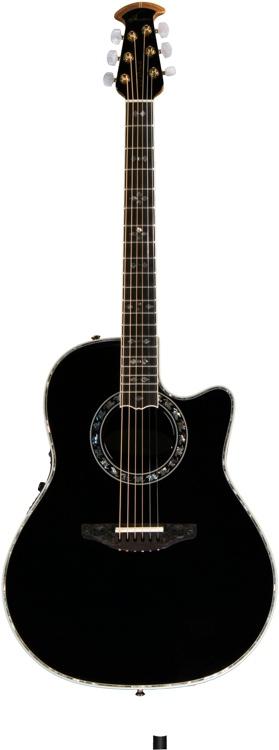 Ovation Al Di Meola Signature Model - Black image 1