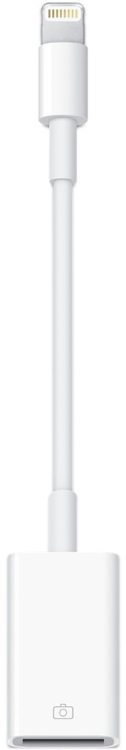 Apple Lightning to USB Camera Adapter image 1