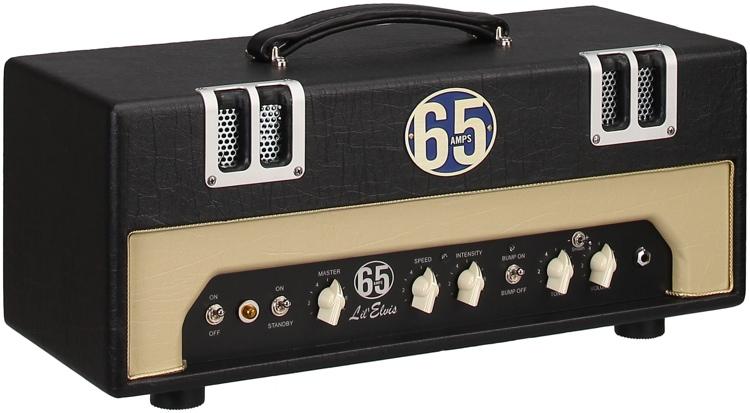 65amps Lil\' Elvis 12-watt Handwired Tube Head image 1