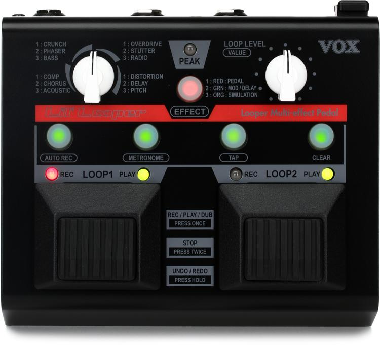 Vox Lil\' Looper Multi-effects Pedal image 1