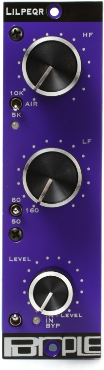 Purple Audio LilPEQr image 1