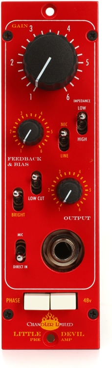 Chandler Limited Little Devil Preamp image 1
