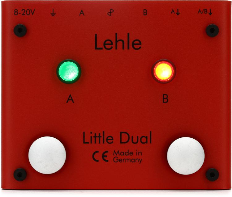Lehle Little Dual Amp Switcher image 1