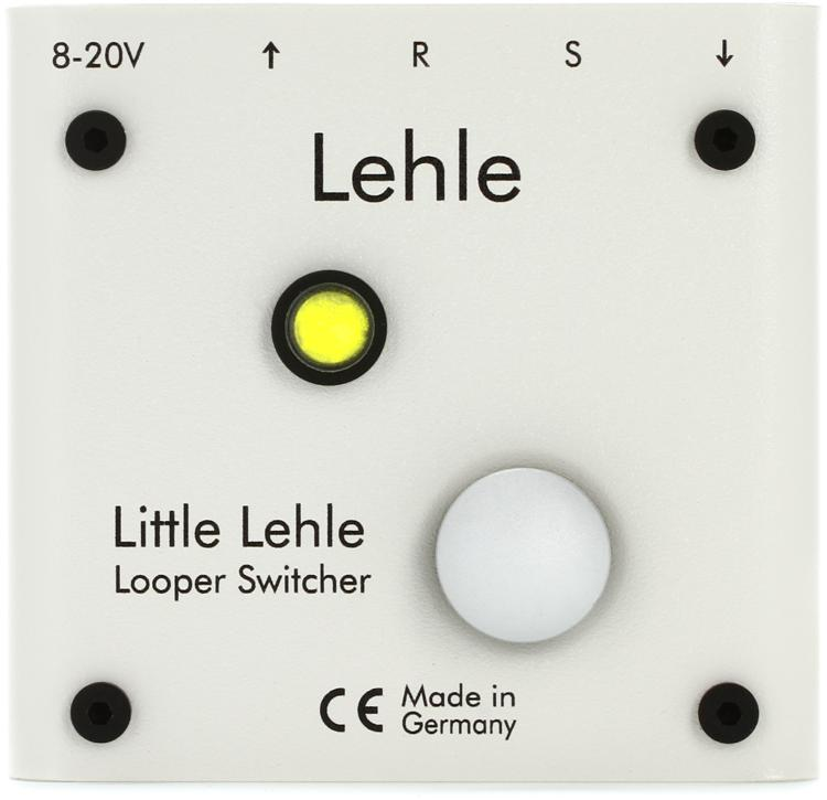 Lehle Little Lehle II True Bypass Looper Switcher image 1