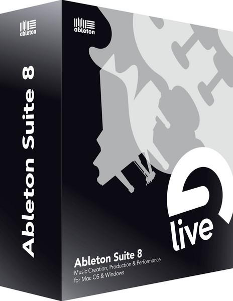 Ableton Suite 8.2 - Academic Version - 5-Pack image 1
