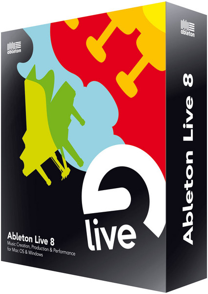 Ableton Live 8.2 Upgrade from Live LE image 1