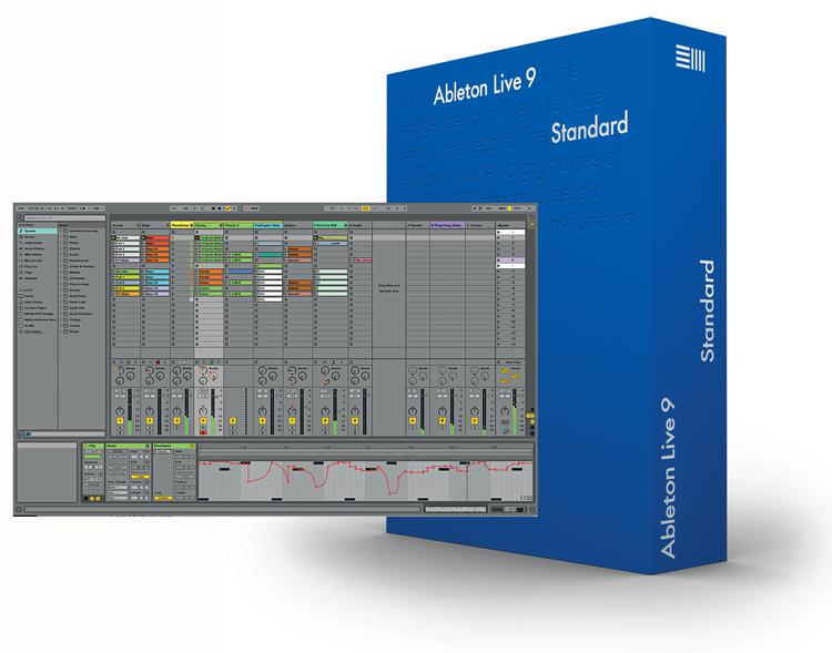 Ableton Live 9 Standard - Academic Version (boxed) image 1