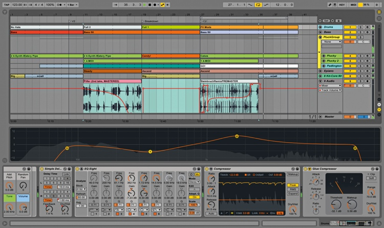 Ableton Live 9 Standard - Upgrade from Live Intro (download) image 1