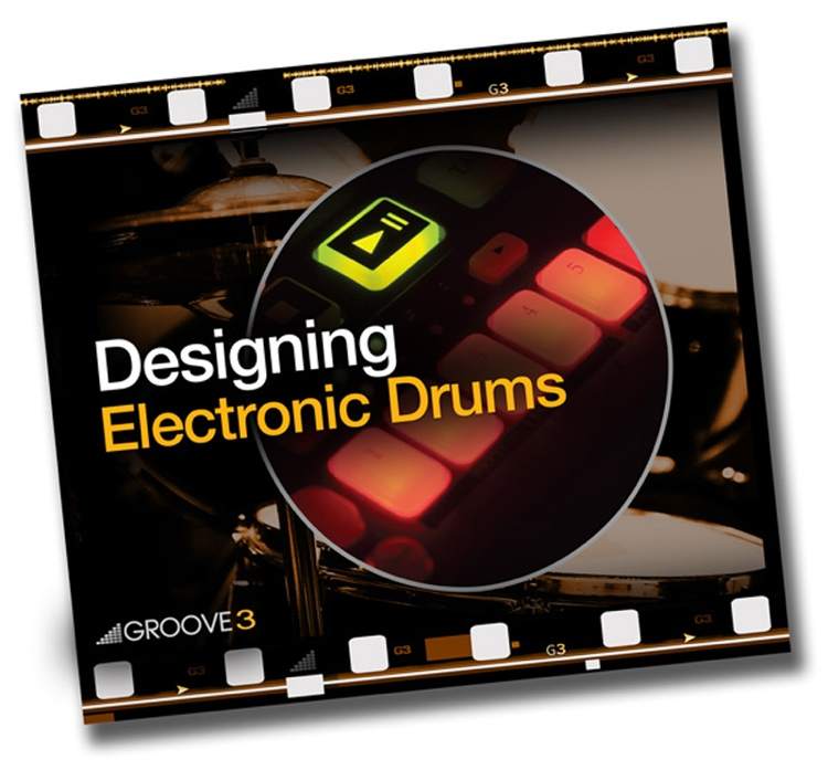 Groove3 Designing Electronic Drums image 1