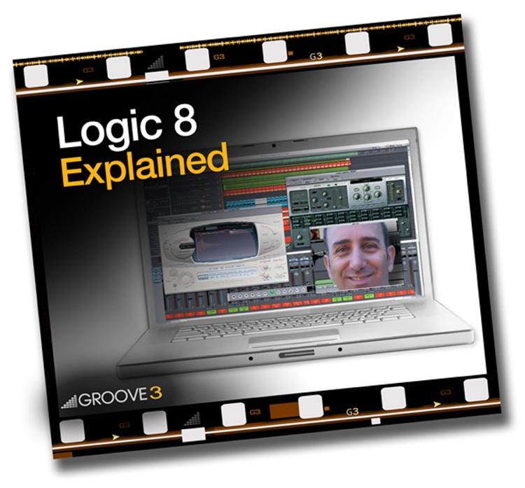 Groove3 Logic 8 Explained! image 1