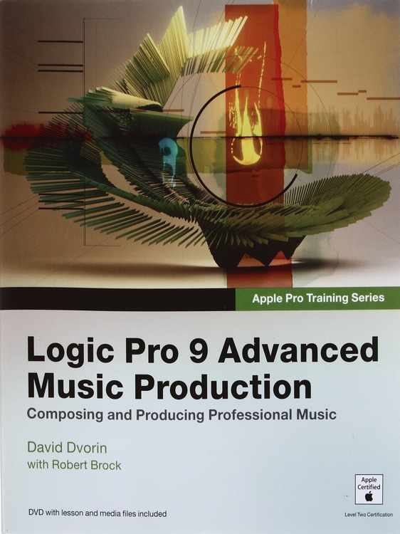 Peachpit Press Logic Pro 9 Advanced Music Production image 1