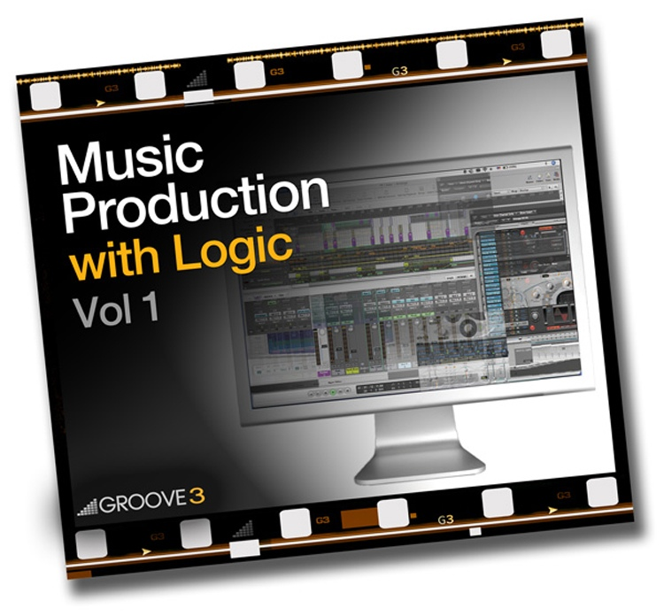 Groove3 Music Production with Logic image 1