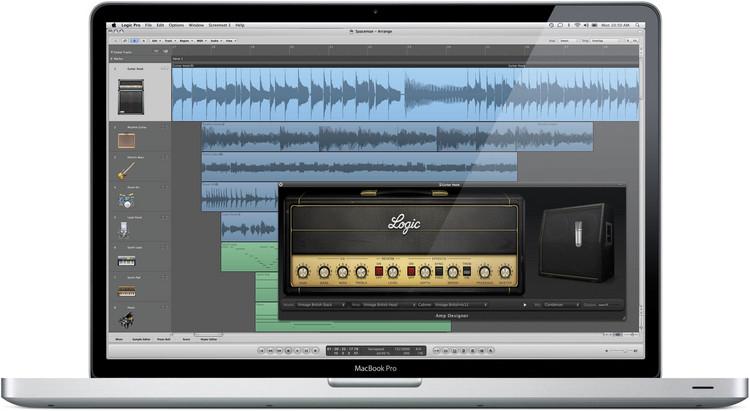 Apple Logic Studio 9 image 1