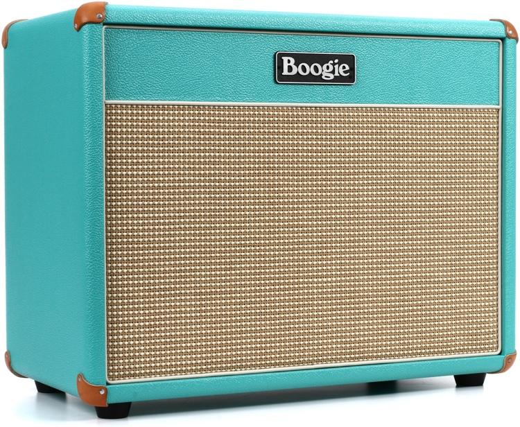 mesa boogie lone star 23 90 watt 1x12 extension cabinet teal bronco sweetwater. Black Bedroom Furniture Sets. Home Design Ideas