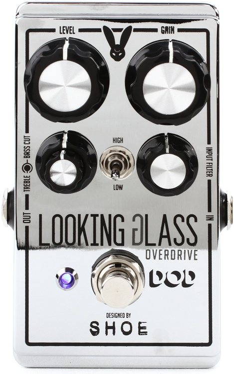 DOD Looking Glass Overdrive Pedal image 1