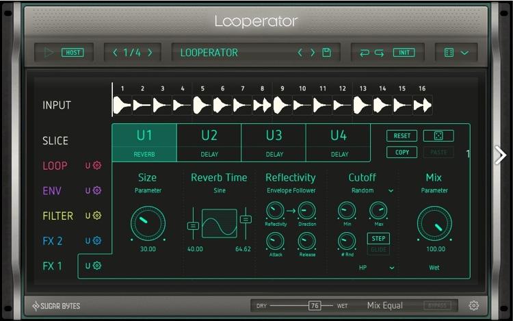 Sugar Bytes Looperator Plug-in image 1