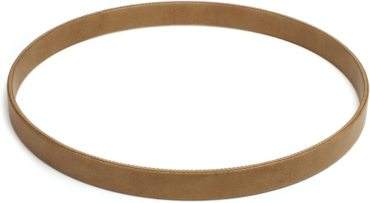 DW LUX Leather Bass Drum Hoop - 22