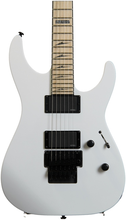ESP LTD M-1000 - Snow White image 1