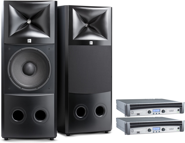 Acoustic Research Studio Monitor : Jbl m reference monitor system sweetwater