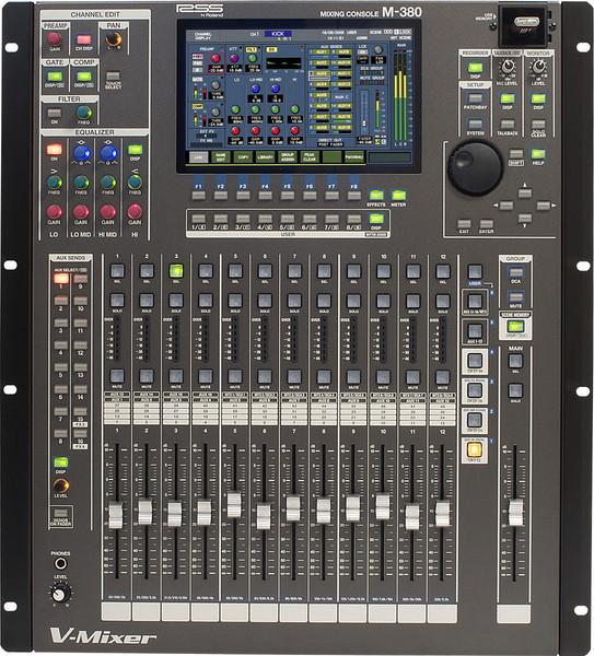 Roland M-380 V-Mixer image 1