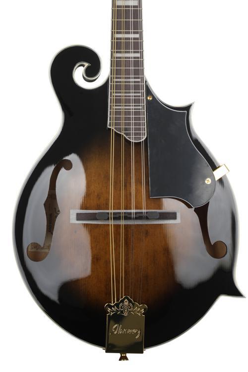 Ibanez M522 - Dark Violin Sunburst Gloss image 1