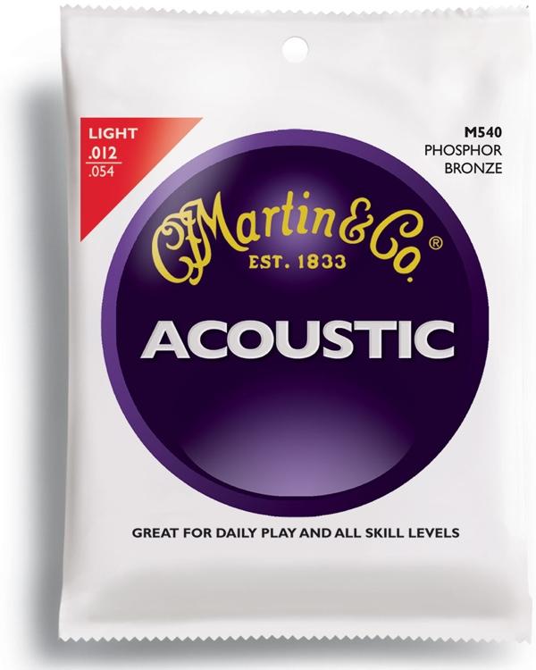Martin M540 Martin Traditional 92/8 Light image 1