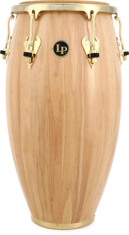 Latin Percussion Matador Wood Conga - Natural image 1