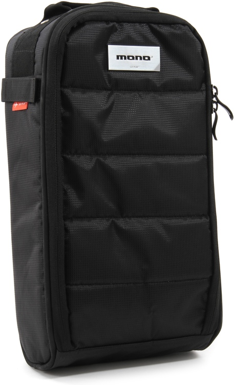 MONO Guitar Tick Accessory Bag - Jet Black image 1