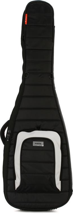 MONO M80 Bass Guitar Hybrid Gig Bag - Black image 1
