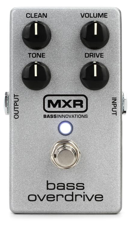 MXR M89 Bass Overdrive Pedal image 1