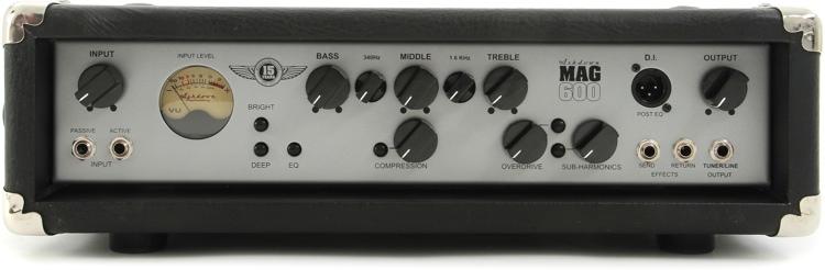Ashdown MAG 600H Evo III 600W Bass Head image 1