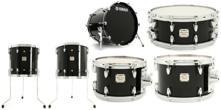 Yamaha Absolute Maple 6-piece Shell Pack image 1