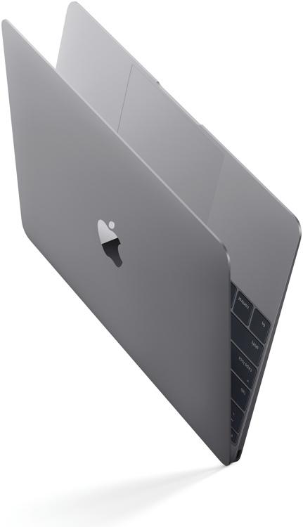 Apple MacBook 1.1GHz Dual-core Intel Core M, 256GB - Space Gray image 1