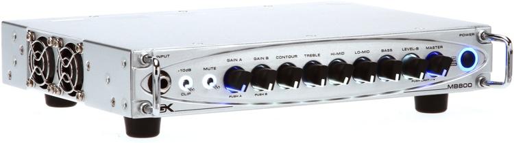 Gallien-Krueger MB800 800-Watt Ultra Light Micro Bass Head image 1
