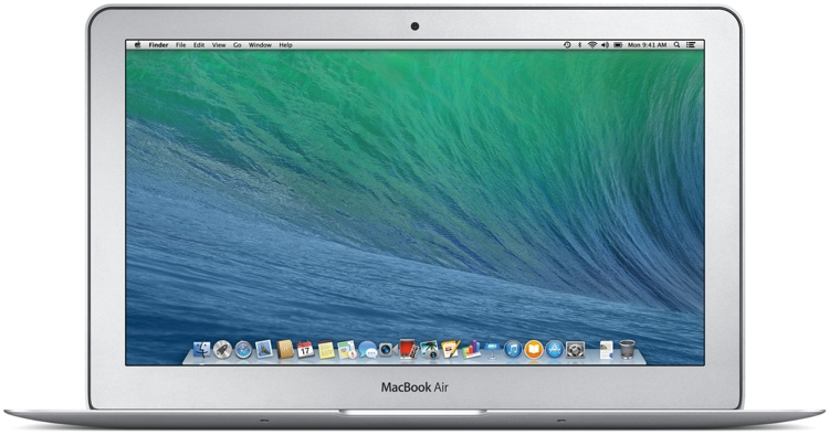 Apple MacBook Air - 11-inch, 1.4GHz i5, 128GB image 1