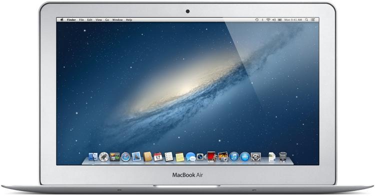 Apple MacBook Air - 11-inch, 1.3GHz i5, 256GB image 1