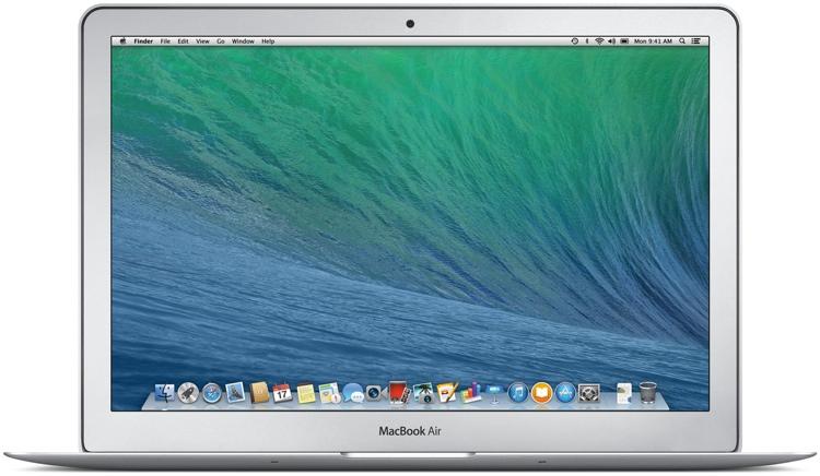Apple MacBook Air - 13-inch, 1.4GHz i5, 128GB image 1