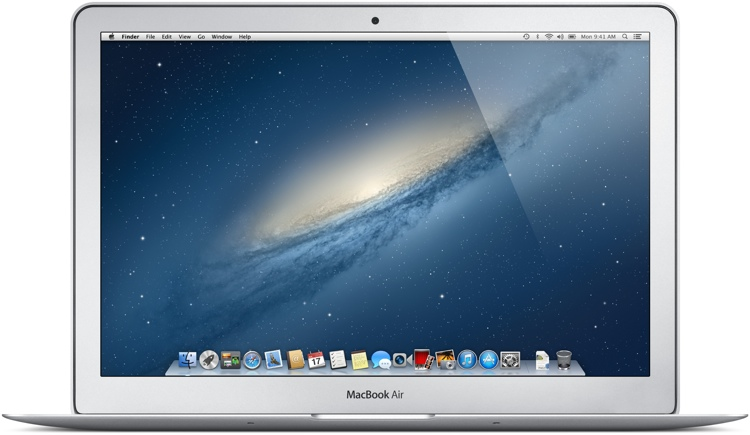 Apple MacBook Air - 13-inch, 1.3GHz i5, 256GB image 1