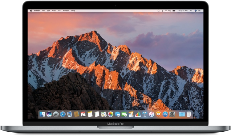 Apple MacBook Pro 13-inch - 2.0GHz Dual-core Intel Core i5, 256GB - Space Gray image 1