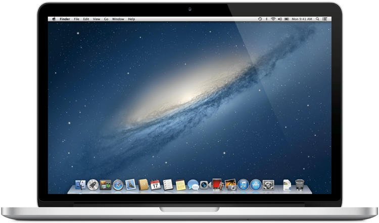 Apple MacBook Pro with Retina Display - 13