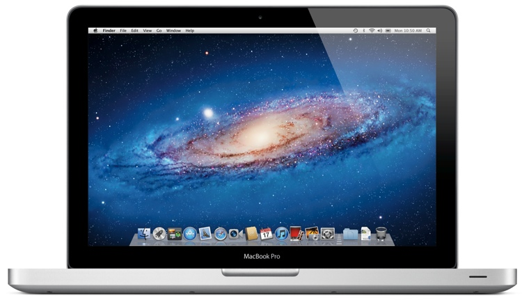 Apple MacBook Pro with Retina - 15