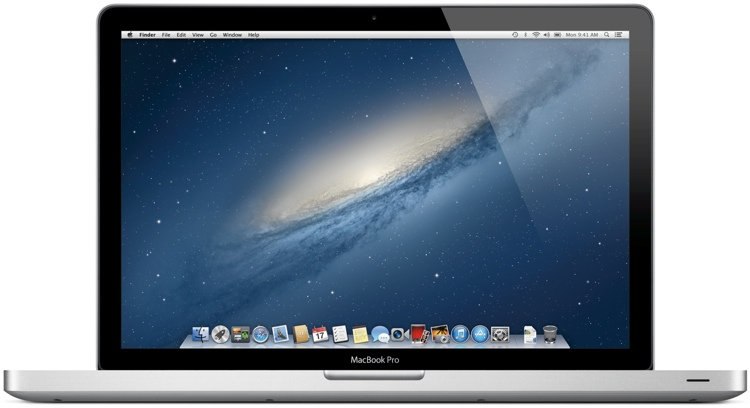 Apple MacBook Pro with Retina Display - 15