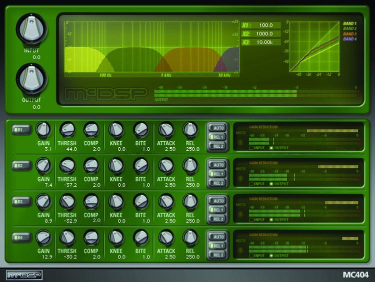 McDSP MC2000 Native v6 Plug-in image 1