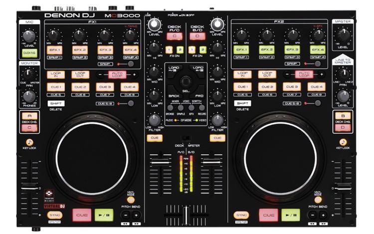 Denon DJ MC3000 image 1