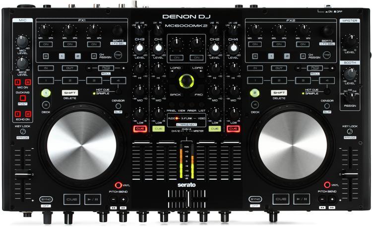 Denon DJ MC6000MK2 image 1